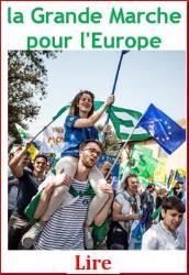 blog marche pour l'europe