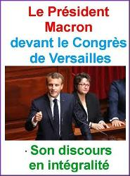 congrès Versailles